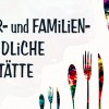 Kinder- und Familienfreundliche Gaststätte 2016/2017