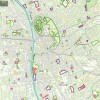 Spielplätze, Sportplätze, Parks Wohnstraßen und geöffnete Schulhöfe der Stdat Graz