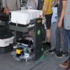 Robotik-Camp: So läuft das also bei incubed IT! Sehr interessant! © Kinderbüro