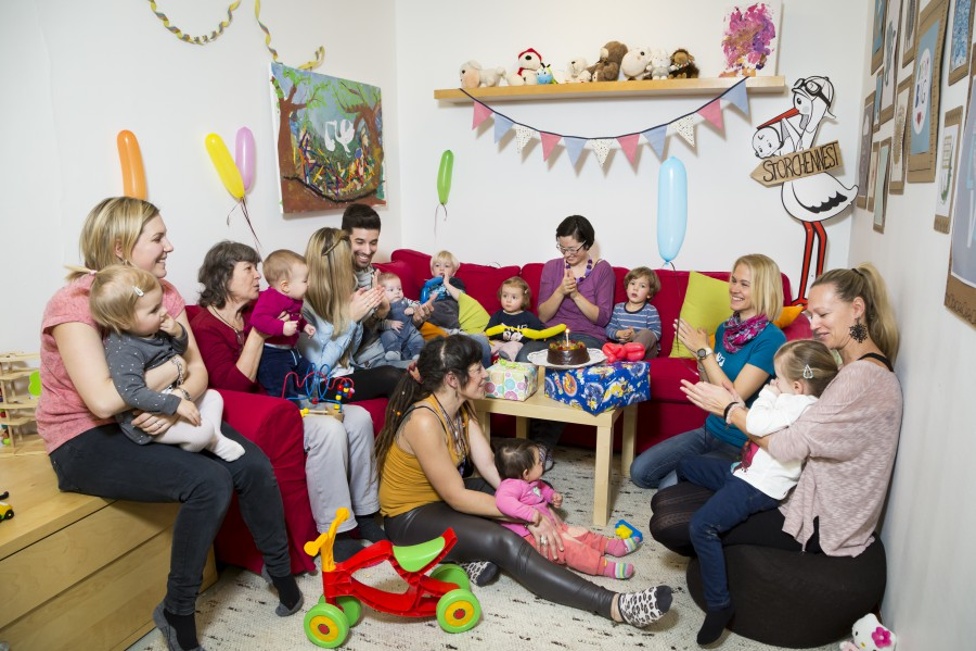 Das Storchennest – Hebammen- und Familienzentrum Frohnleiten © Rene Vidalli