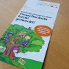 Der Umweltschutz-Flyer des KinderParlaments Leoben© Kinderbüro – die Lobby für Menschen bis 14