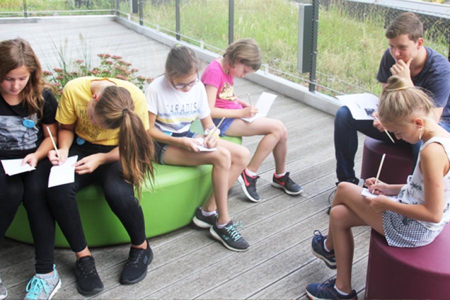 Welche Fragen wollen wir stellen? © Kinderbüro – Die Lobby für Menschen bis 14