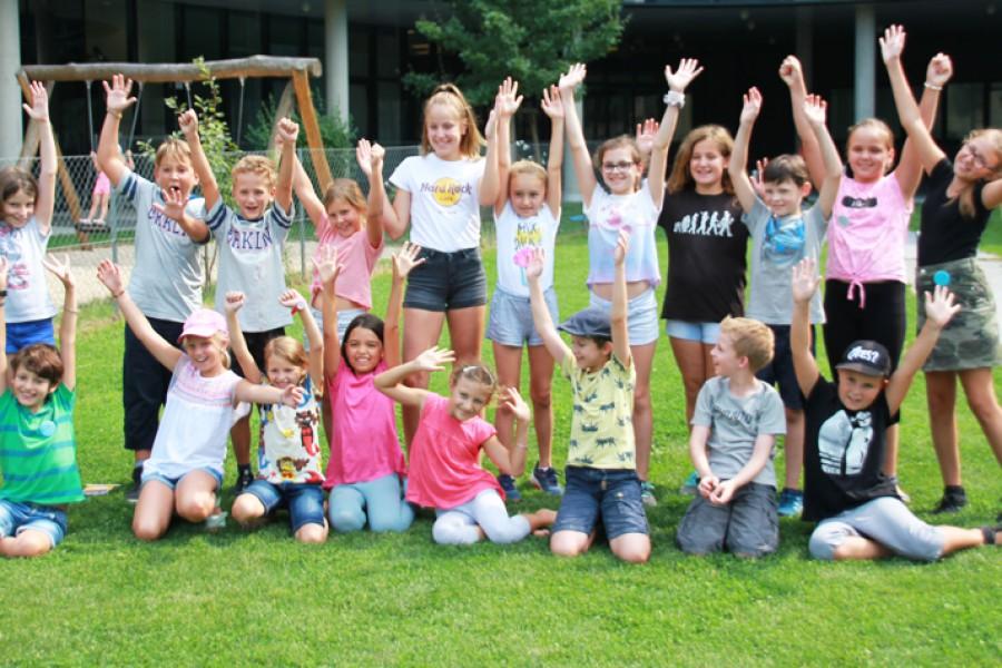 Toll gemacht, hoch die Hände! © Kinderbüro – Die Lobby für Menschen bis 14