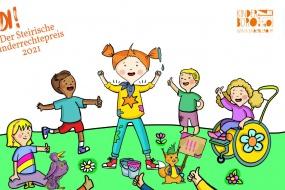 TrauDi! - Der Steirische Kinderrechtepreis 2021