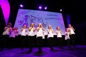 Die Kindertranzgruppe von heArts von dance