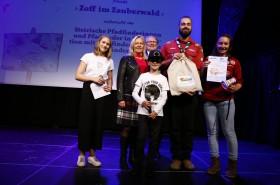Kategorie Außerschulische Projekte - Platz 2: Pfadfinderinnen und Pfadfinder Steiermark und NÖ