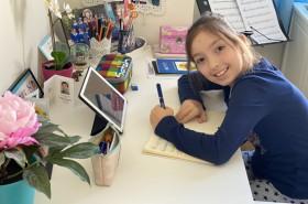E-Learning zuhause © Silke Kicker