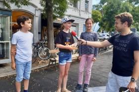 © Kinderbüro Die Kinderbürgermeisterin Lea im Interview